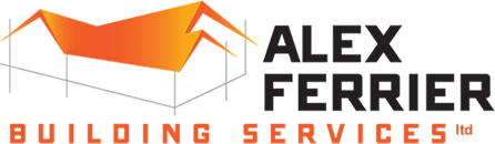 Alex Ferrier Building Services Logo